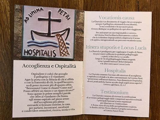 Chartula hospitalis
