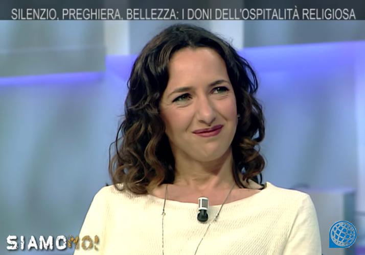 Gaia Ferrara ospite di TV2000